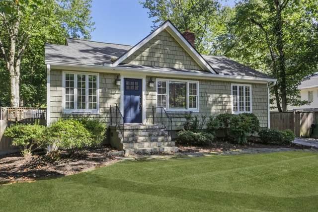 186 Lindbergh Drive, Atlanta, GA 30305 (MLS #6950380) :: Dawn & Amy Real Estate Team