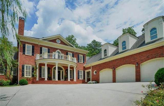225 Ruffed Grouse Way, Johns Creek, GA 30097 (MLS #6950502) :: Lantern Real Estate Group