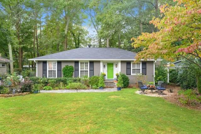 126 Rambo Place, Marietta, GA 30064 (MLS #6950595) :: North Atlanta Home Team