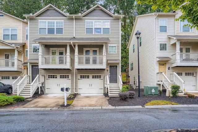1384 Liberty Parkway NW, Atlanta, GA 30318 (MLS #6951066) :: North Atlanta Home Team
