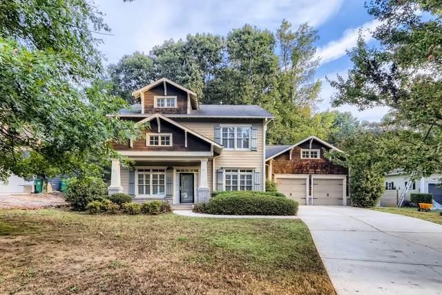 2726 Oak Village Trail, Decatur, GA 30032 (MLS #6951099) :: North Atlanta Home Team