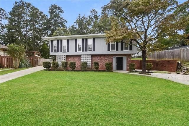 3531 Dunn Street SE, Smyrna, GA 30080 (MLS #6951104) :: North Atlanta Home Team