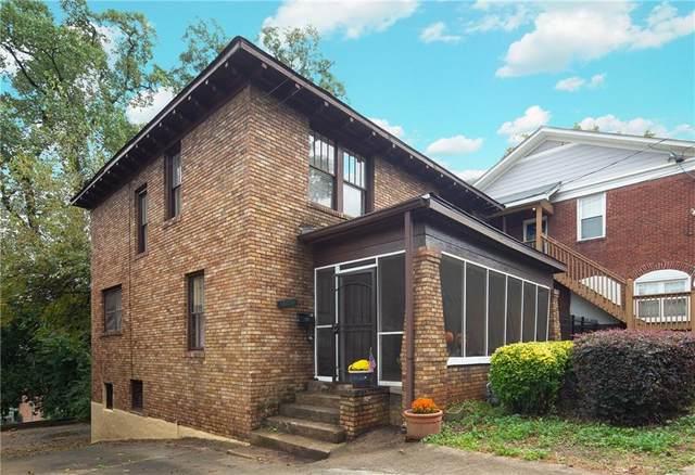 659 Kennesaw Avenue NE, Atlanta, GA 30308 (MLS #6951187) :: Tonda Booker Real Estate Sales