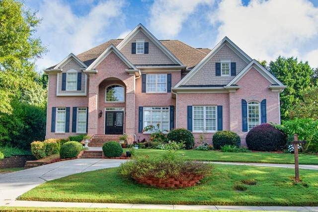 692 Grassmeade Way, Snellville, GA 30078 (MLS #6951237) :: Path & Post Real Estate