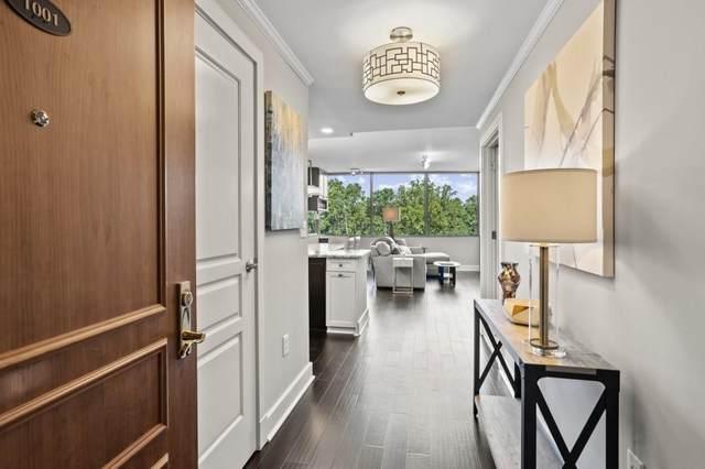 700 Park Regency Place NE #1001, Atlanta, GA 30326 (MLS #6951270) :: Tonda Booker Real Estate Sales