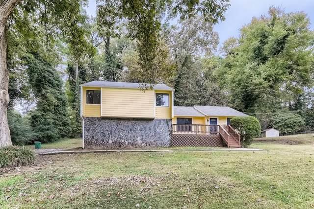 447 Chanterelle Drive, Stone Mountain, GA 30087 (MLS #6951551) :: North Atlanta Home Team