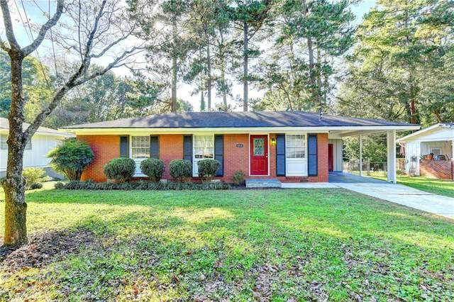 848 Verona Drive, Clarkston, GA 30021 (MLS #6951563) :: HergGroup Atlanta