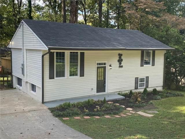 2442 Carolyn Drive SE, Smyrna, GA 30080 (MLS #6951577) :: North Atlanta Home Team