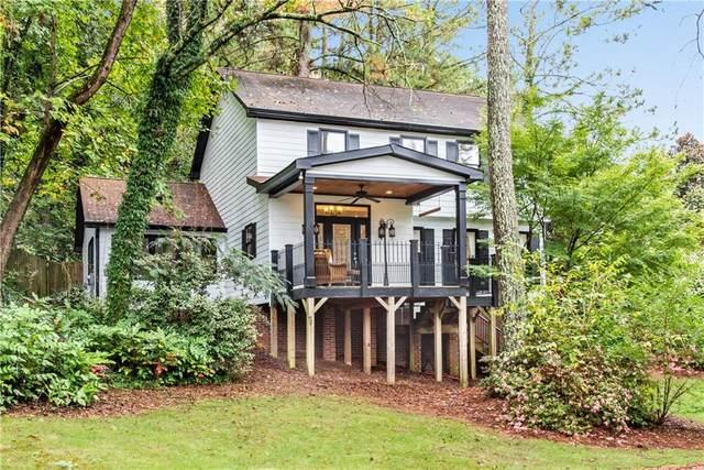 201 Bowline Court, Woodstock, GA 30188 (MLS #6951793) :: North Atlanta Home Team