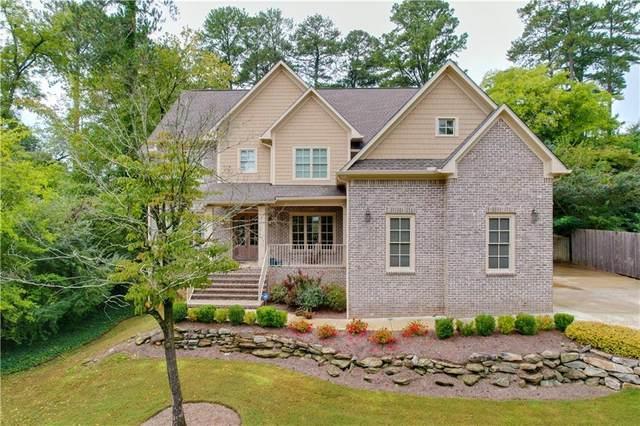 2140 Briarwillow Drive NE, Atlanta, GA 30345 (MLS #6951877) :: Lantern Real Estate Group