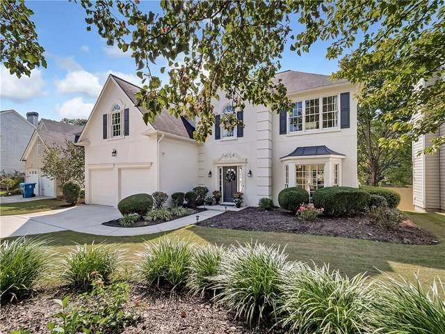 3730 Longlake Drive, Duluth, GA 30097 (MLS #6951907) :: The Kroupa Team | Berkshire Hathaway HomeServices Georgia Properties