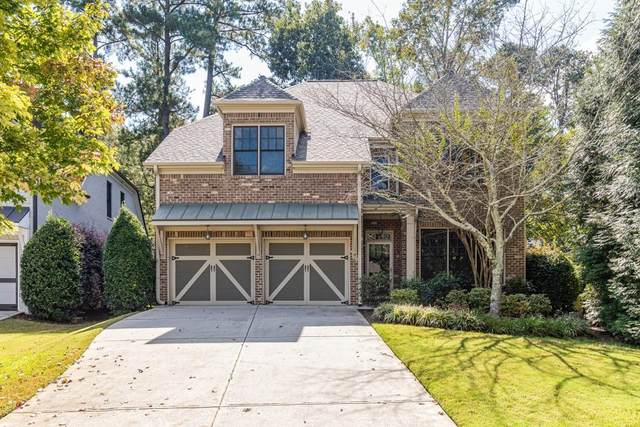 1072 Greenglen Drive SE, Smyrna, GA 30080 (MLS #6951994) :: North Atlanta Home Team