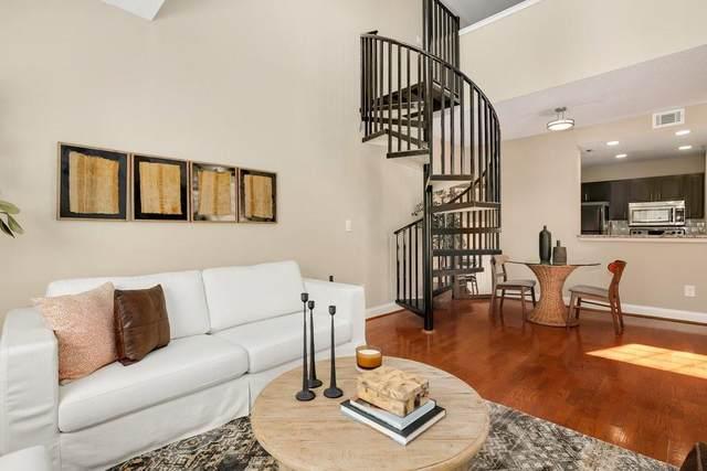 1074 Peachtree Walk NE B519, Atlanta, GA 30309 (MLS #6952090) :: Virtual Properties Realty