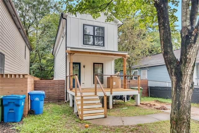 868 Hubbard Street SW, Atlanta, GA 30310 (MLS #6952124) :: Path & Post Real Estate