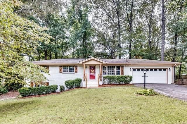 260 Diane Drive SE, Smyrna, GA 30082 (MLS #6952327) :: North Atlanta Home Team
