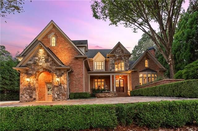 4966 Long Island Drive NW, Atlanta, GA 30327 (MLS #6952560) :: Dawn & Amy Real Estate Team
