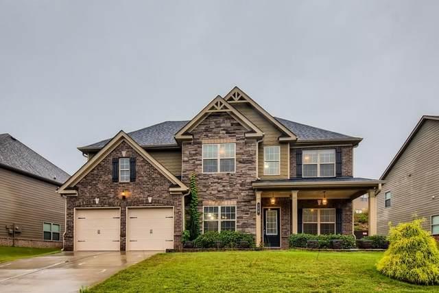 110 Piedmont Circle, Covington, GA 30016 (MLS #6952932) :: North Atlanta Home Team