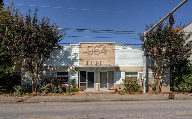 964 Dekalb Avenue NE #106, Atlanta, GA 30307 (MLS #6953093) :: Dawn & Amy Real Estate Team