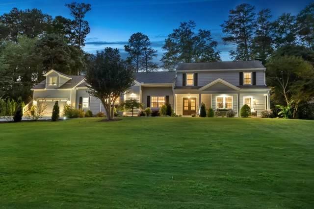 1687 Shady Hill Road NE, Marietta, GA 30068 (MLS #6953416) :: North Atlanta Home Team