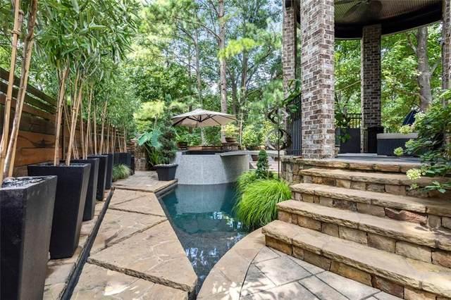 532 Bishop Way NE, Atlanta, GA 30312 (MLS #6953460) :: Tonda Booker Real Estate Sales