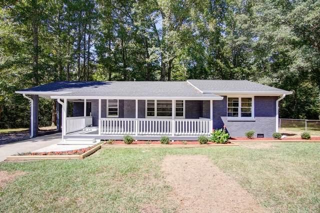 101 NW Walker Road, Cartersville, GA 30121 (MLS #6953463) :: North Atlanta Home Team