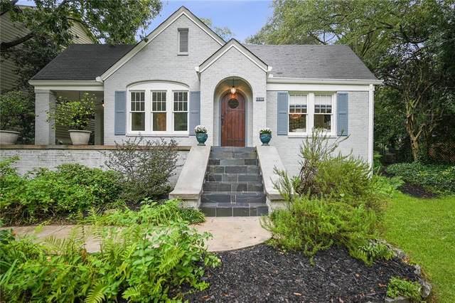 2371 Hurst Drive NE, Atlanta, GA 30305 (MLS #6953896) :: Dawn & Amy Real Estate Team