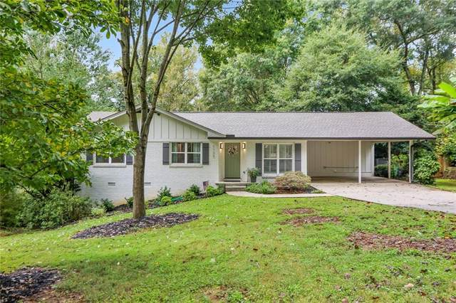 1125 Mayfield Drive, Decatur, GA 30033 (MLS #6953941) :: North Atlanta Home Team