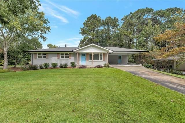151 Diane Drive SE, Smyrna, GA 30082 (MLS #6954127) :: North Atlanta Home Team
