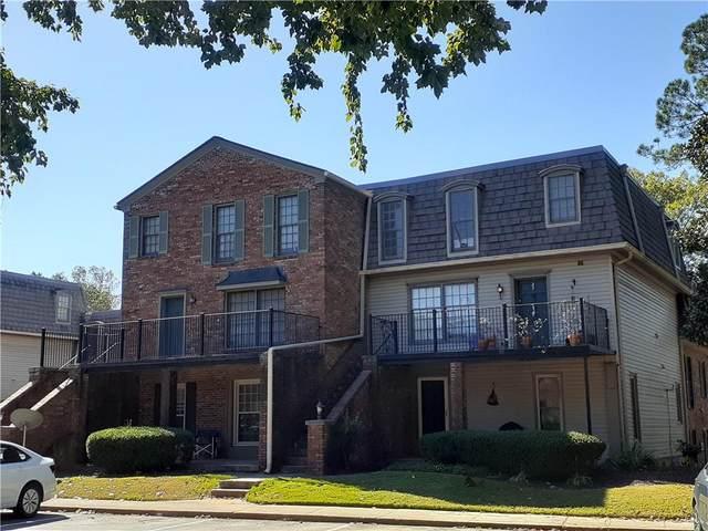 3091 Colonial Way K2, Atlanta, GA 30341 (MLS #6954348) :: Dawn & Amy Real Estate Team