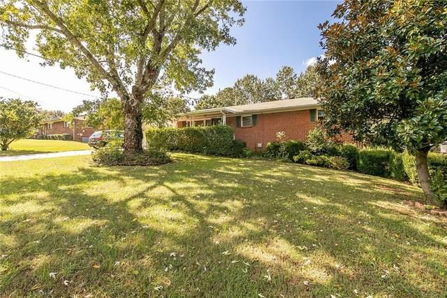 112 Dogwood Drive, Cartersville, GA 30120 (MLS #6954368) :: North Atlanta Home Team