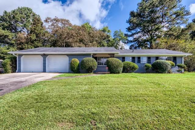 1259 Mannbrook Drive, Stone Mountain, GA 30083 (MLS #6954403) :: North Atlanta Home Team
