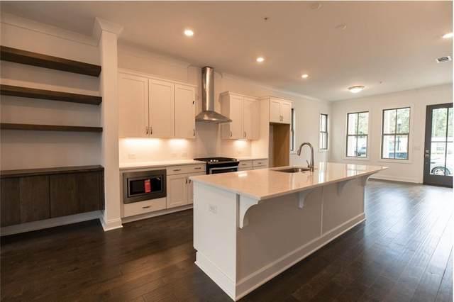 263 Atley Place #100, Alpharetta, GA 30009 (MLS #6954499) :: The Kroupa Team | Berkshire Hathaway HomeServices Georgia Properties