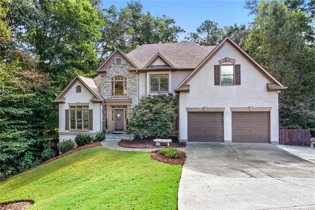 5550 Lexington Woods Lane, Alpharetta, GA 30005 (MLS #6954607) :: North Atlanta Home Team