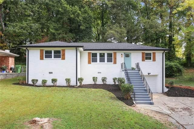 2468 Susan Lane SW, Atlanta, GA 30331 (MLS #6954614) :: No Place Like Home Georgialina