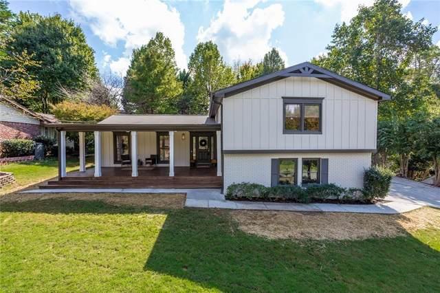 2279 Delverton Drive, Dunwoody, GA 30338 (MLS #6954678) :: North Atlanta Home Team