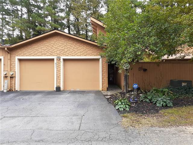 871 Lake Hollow Boulevard, Marietta, GA 30064 (MLS #6954763) :: RE/MAX Paramount Properties