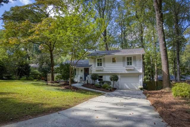 4064 Forrestal Drive, Atlanta, GA 30341 (MLS #6954820) :: Dillard and Company Realty Group