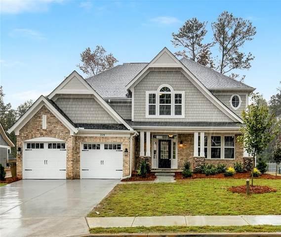 224 Michigan Circle, Hoschton, GA 30548 (MLS #6955037) :: North Atlanta Home Team