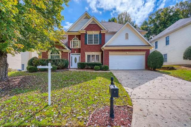 1155 S Bethany Creek Drive, Milton, GA 30004 (MLS #6955085) :: North Atlanta Home Team