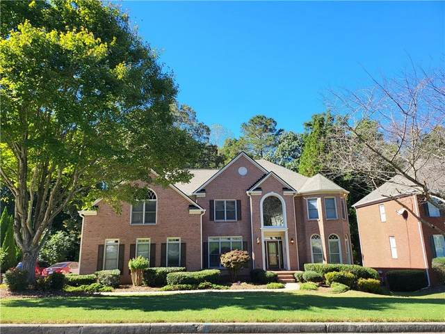 3705 Hickory Branch Trail, Suwanee, GA 30024 (MLS #6955258) :: North Atlanta Home Team