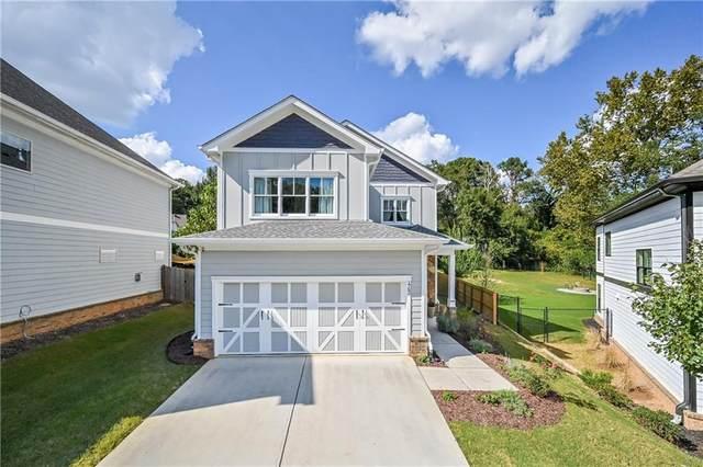 1762 Russell Street, Atlanta, GA 30316 (MLS #6955395) :: Dawn & Amy Real Estate Team