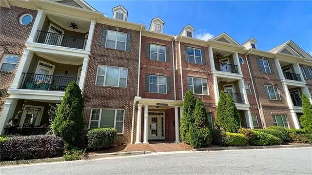 7265 Glisten Avenue #115, Atlanta, GA 30328 (MLS #6955575) :: North Atlanta Home Team