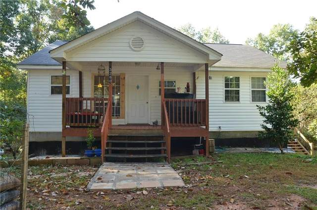 3260 Gillsville Highway, Gainesville, GA 30507 (MLS #6955644) :: Path & Post Real Estate