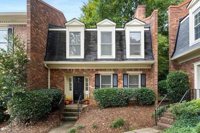11 Stratford Hall Place NE, Atlanta, GA 30342 (MLS #6955682) :: Tonda Booker Real Estate Sales