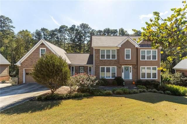 5446 Georgetown Trace SW, Lilburn, GA 30047 (MLS #6955765) :: North Atlanta Home Team
