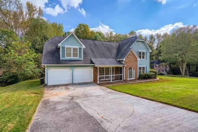 4237 W Mill Trail NW, Kennesaw, GA 30152 (MLS #6955815) :: North Atlanta Home Team