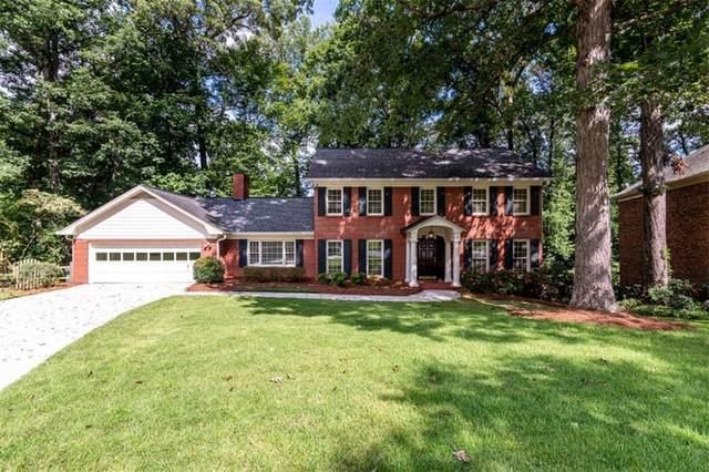 3170 Bolero Way, Atlanta, GA 30341 (MLS #6955834) :: North Atlanta Home Team