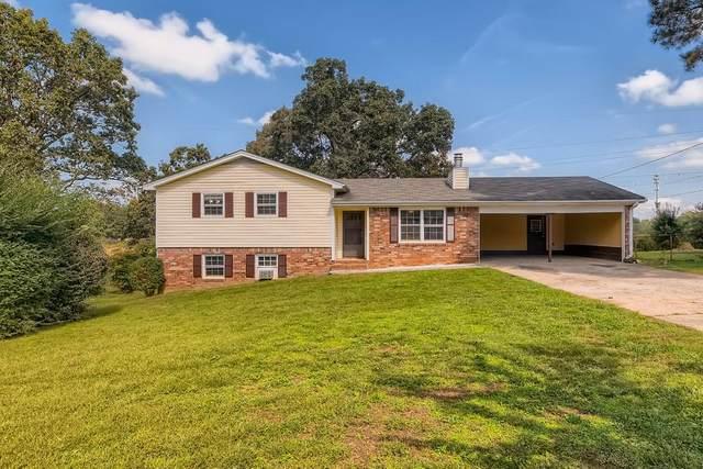 6040 Ridge Way, Douglasville, GA 30135 (MLS #6955852) :: Virtual Properties Realty