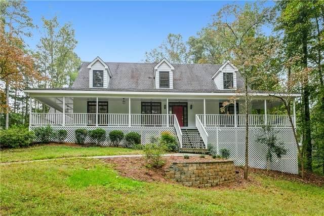 223 Upper Mill Creek Lane, Canton, GA 30115 (MLS #6955857) :: Lantern Real Estate Group