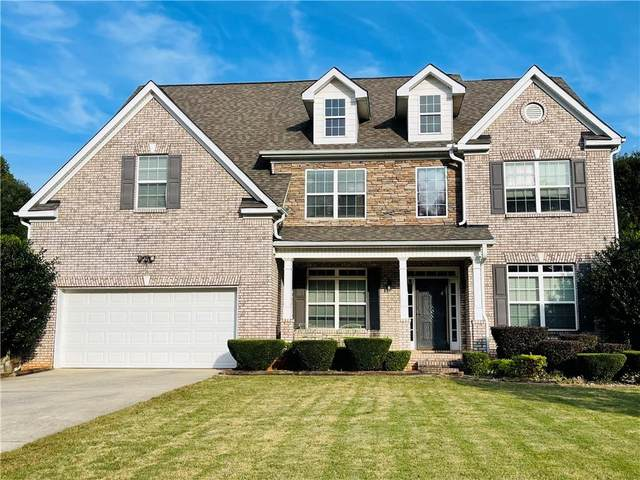 1326 Lower Falls Drive, Mcdonough, GA 30252 (MLS #6955924) :: North Atlanta Home Team